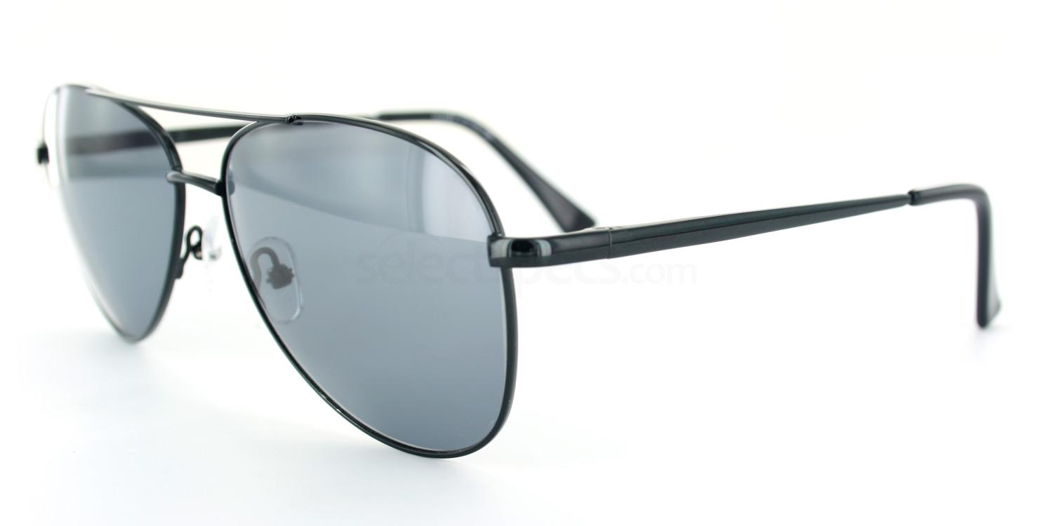 Black S2242 Sunglasses, The SS Collection