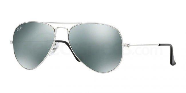 Ray-Ban RB3025 Aviator Sunglasses at SelectSpecs