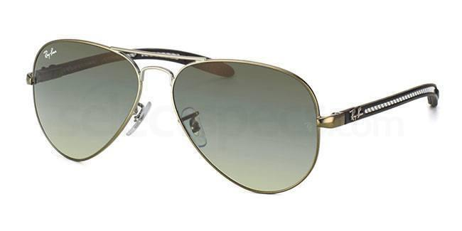 ray-ban-carbon-fibre-aviator-sunglasses-at-selectspecs