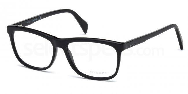 7ca446dd2a325f Diesel DL5183 glasses   Free lenses   SelectSpecs