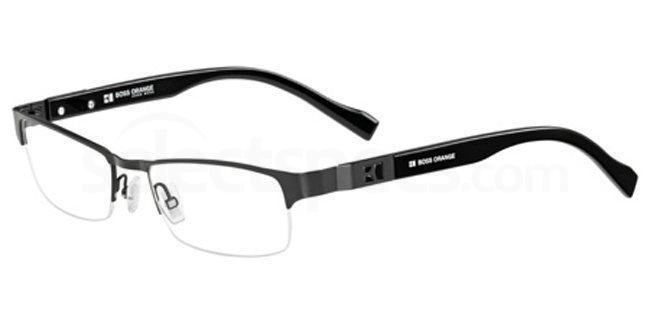 boss orange bo 0080 glasses free lenses selectspecs. Black Bedroom Furniture Sets. Home Design Ideas