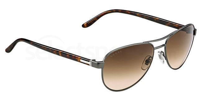 Gucci Aviator at SelectSpecs