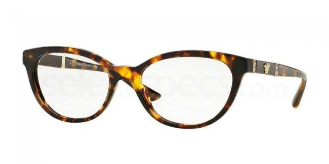 35feb3311a7a Versace VE3219Q glasses. Free lenses   delivery