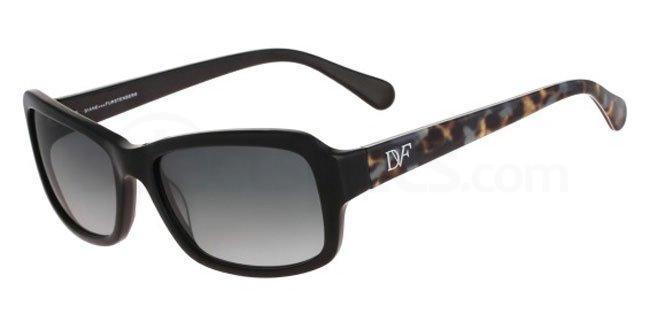 DVF DVF607S ANGELINA sunglasses | SelectSpecs Canada