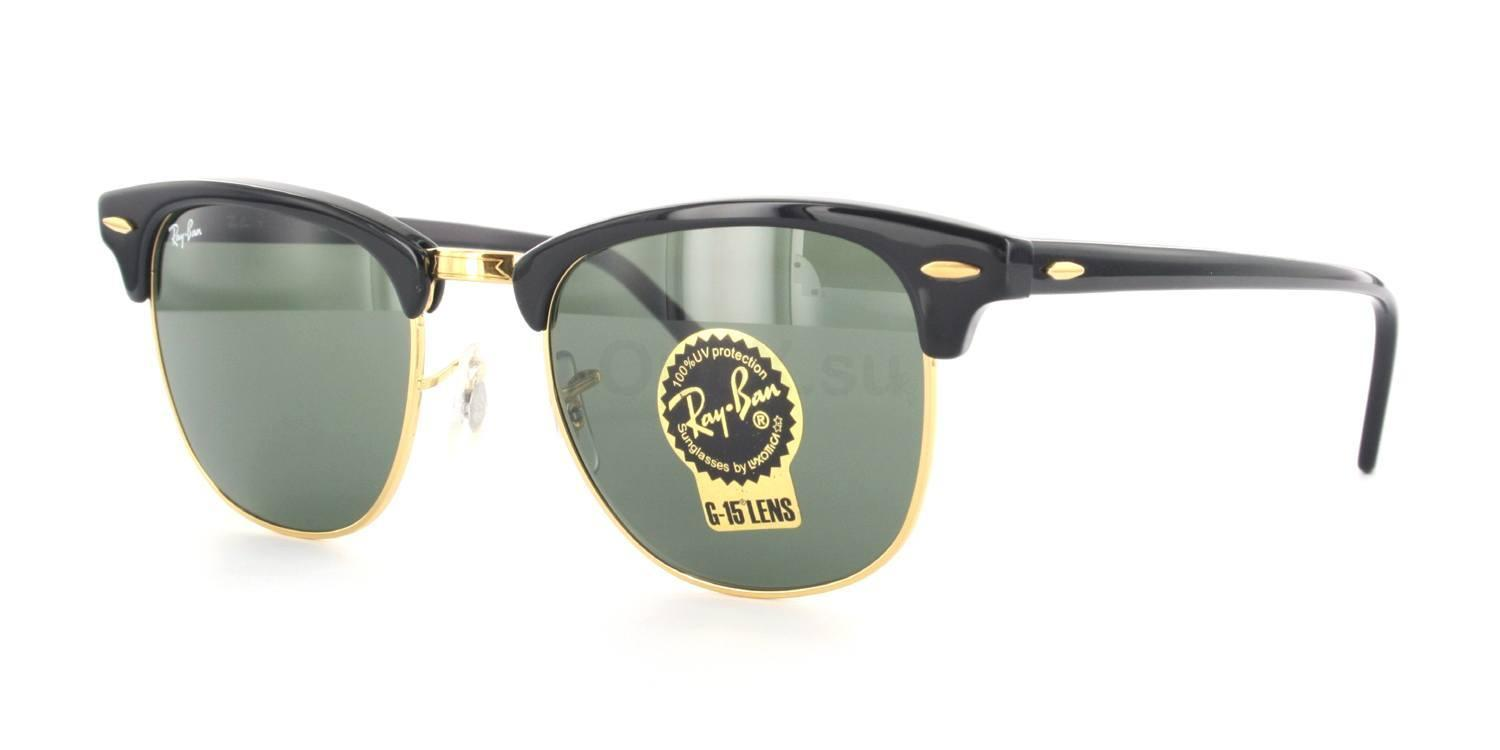 W0365 RB3016 - Clubmaster (HRG) (1/3) , Ray-Ban