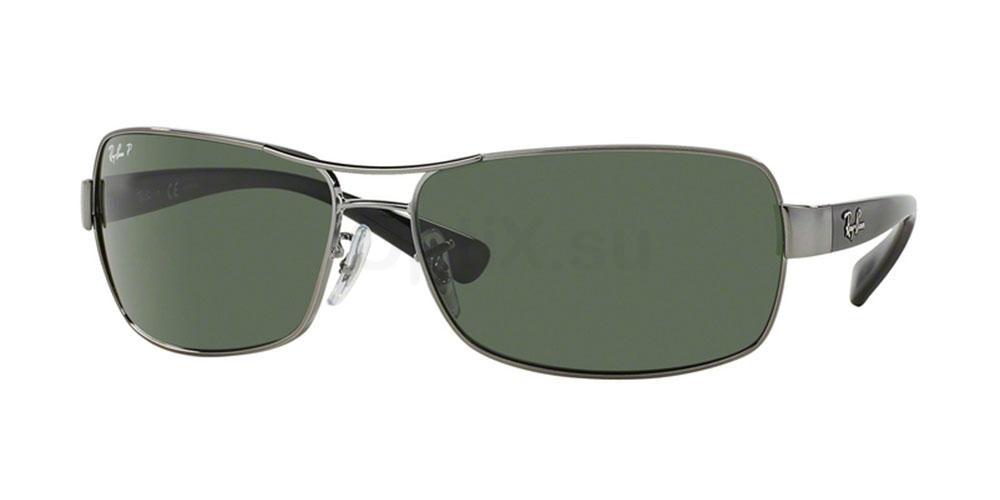 004/58 RB3379 Sunglasses, Ray-Ban