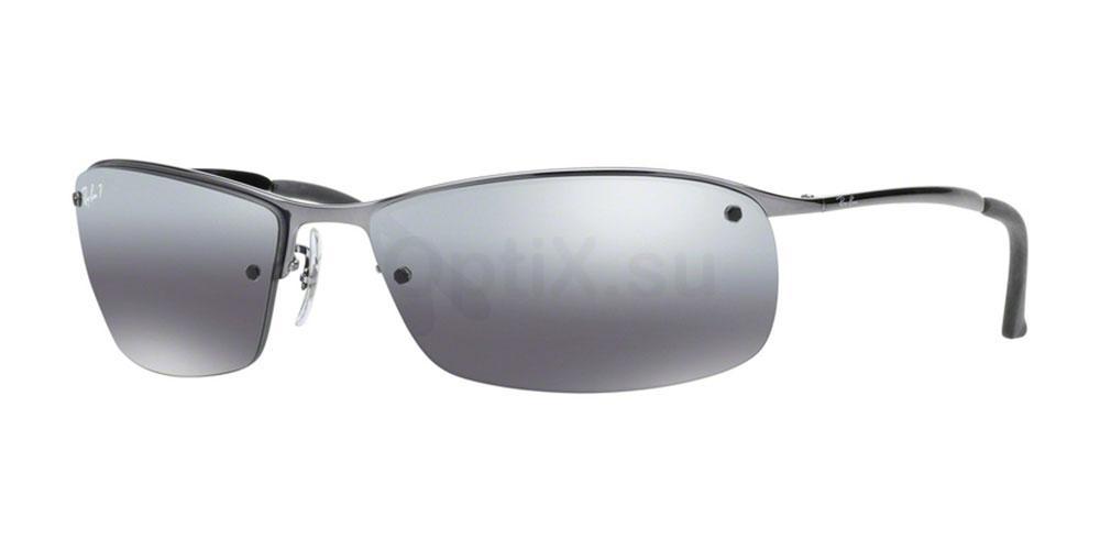 004/82 RB3183 Sidestreet (Polarized) Sunglasses, Ray-Ban