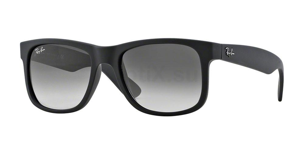 601/8G RB4165 Justin (1/2) Sunglasses, Ray-Ban