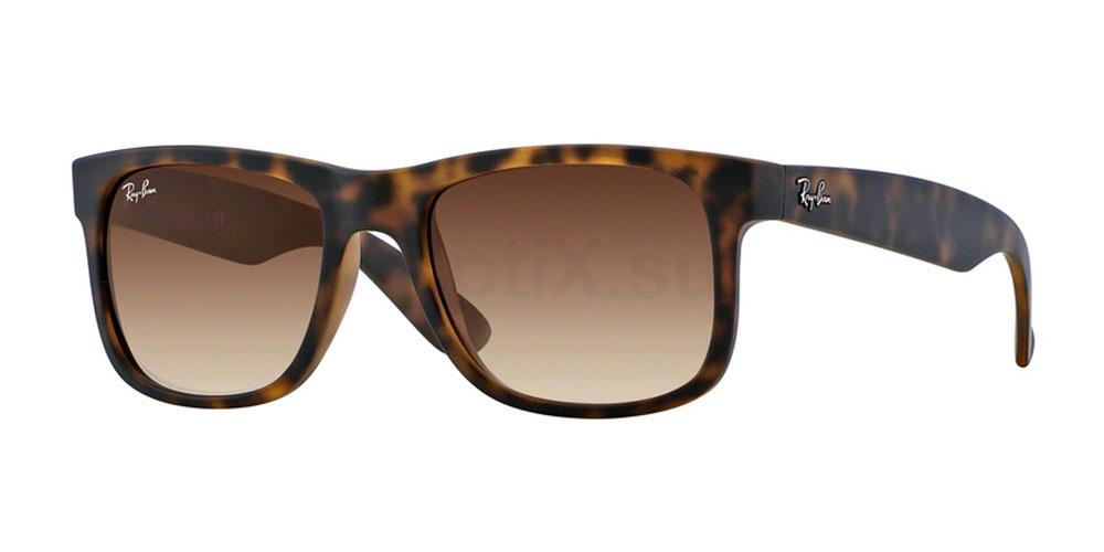 710/13 RB4165 Justin (1/2) Sunglasses, Ray-Ban