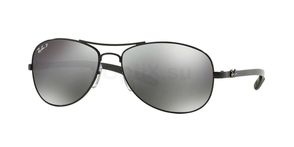 002/K7 RB8301 (Polarized) Sunglasses, Ray-Ban