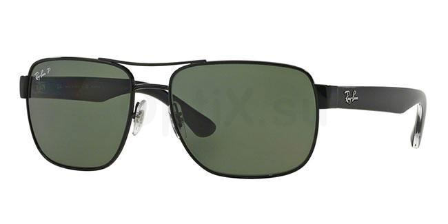 002/9A RB3530 (Polarized) , Ray-Ban