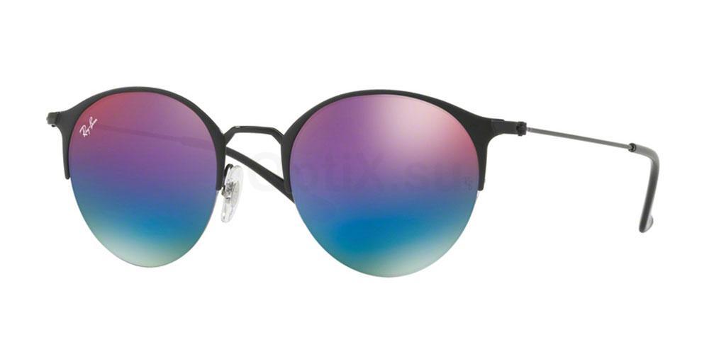 186/B1 RB3578 Sunglasses, Ray-Ban