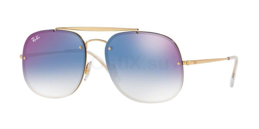 001/X0 RB3583N Sunglasses, Ray-Ban