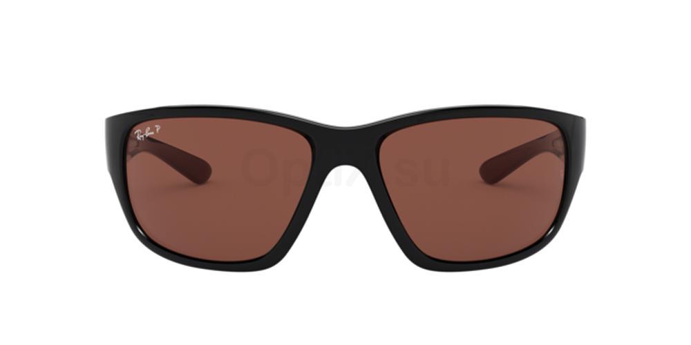 6434AF RB4300 Sunglasses, Ray-Ban