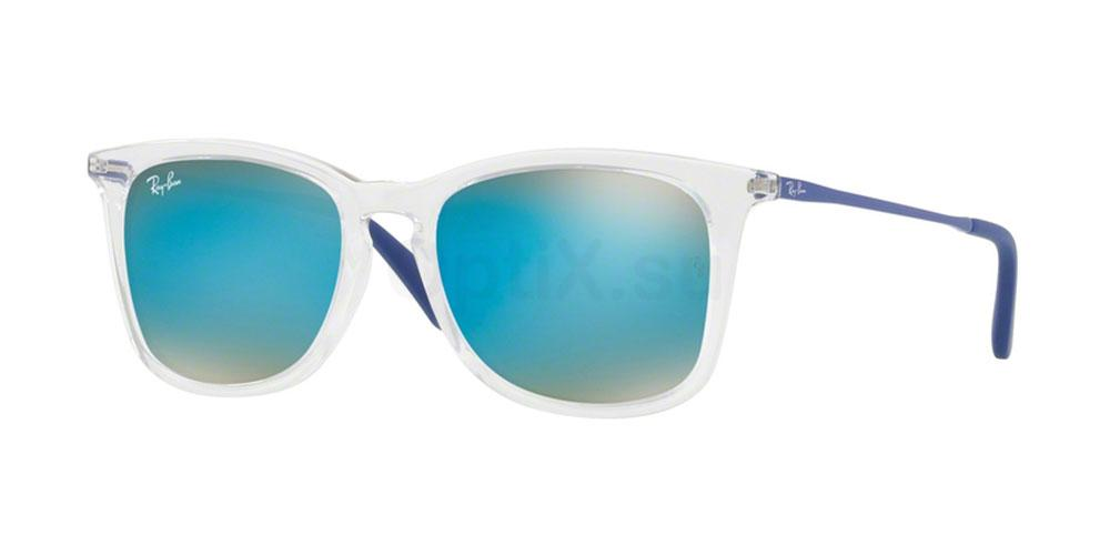 7029B7 RJ9063S Sunglasses, Ray-Ban JUNIOR