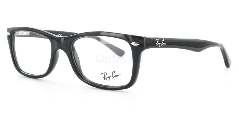 2000 RX5228 (1/2) Glasses, Ray-Ban