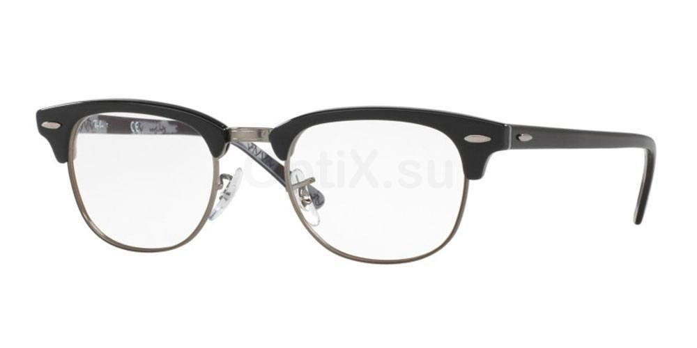 5649 RX5154 Clubmaster (2/2) Glasses, Ray-Ban