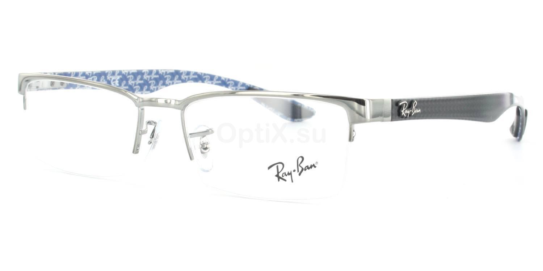 2502 RX8412 Ray-Ban Tech - Carbon Fibre , Ray-Ban