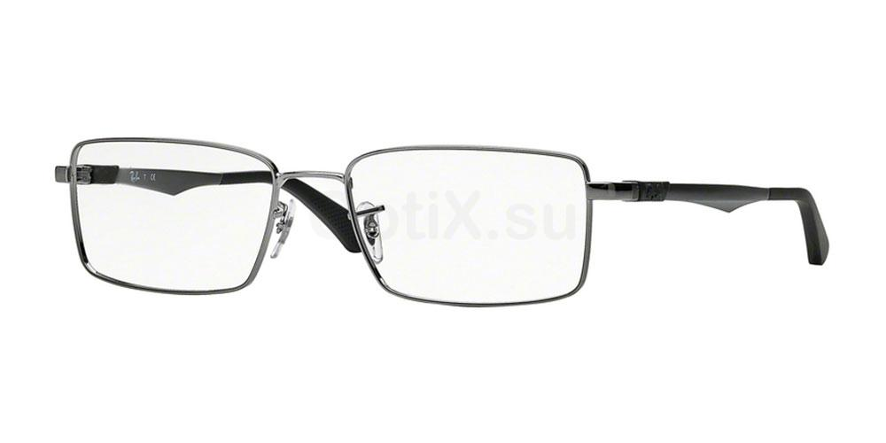 2502 RX6275 Glasses, Ray-Ban