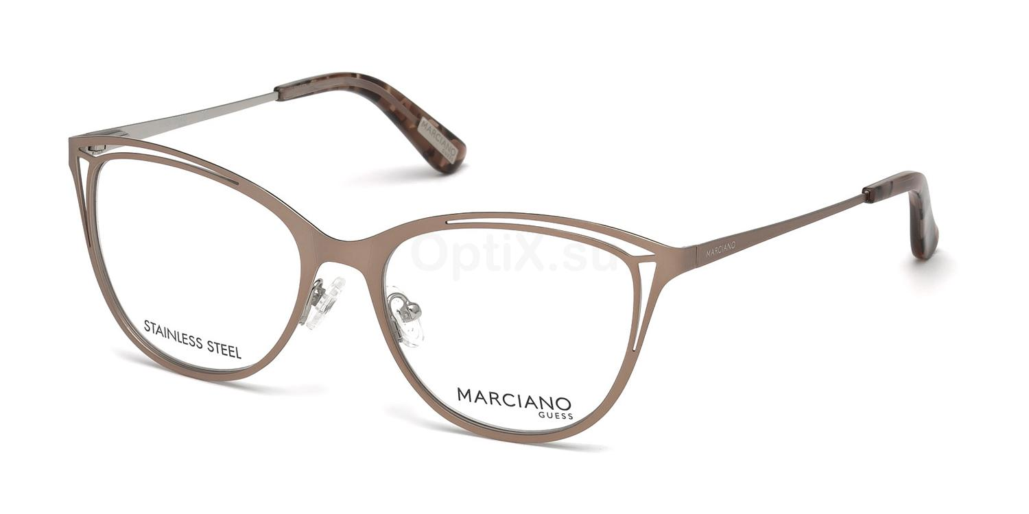 028 GM0311 Glasses, Guess by Marciano