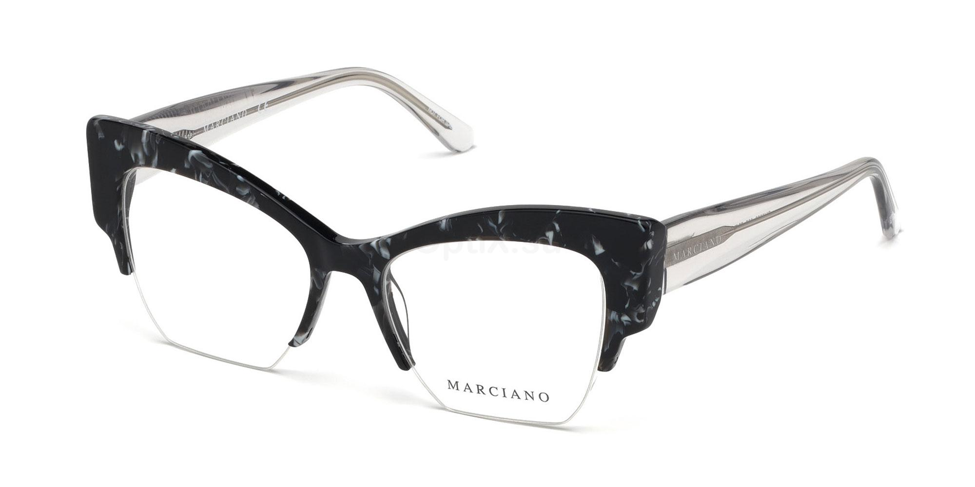 005 GM0329 Glasses, Guess by Marciano