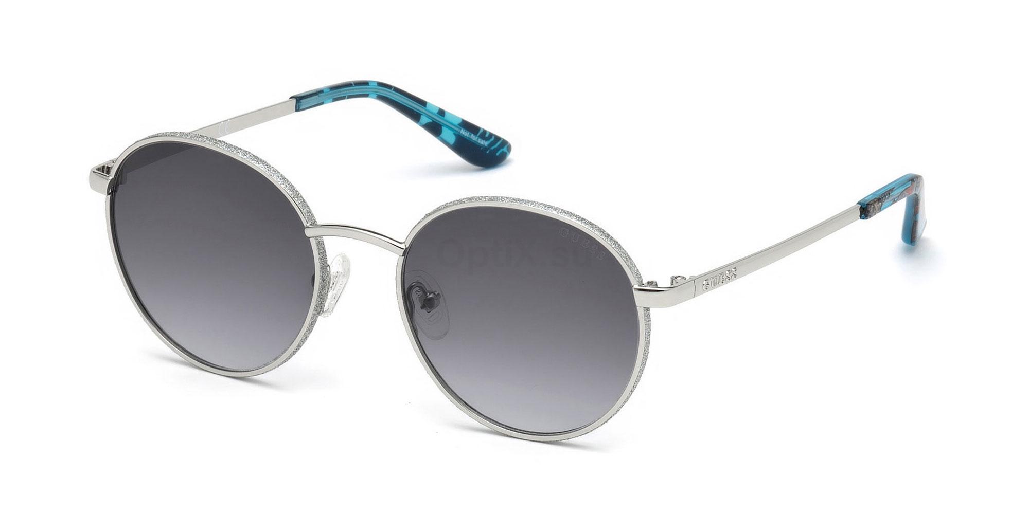 10B GU7556 Sunglasses, Guess