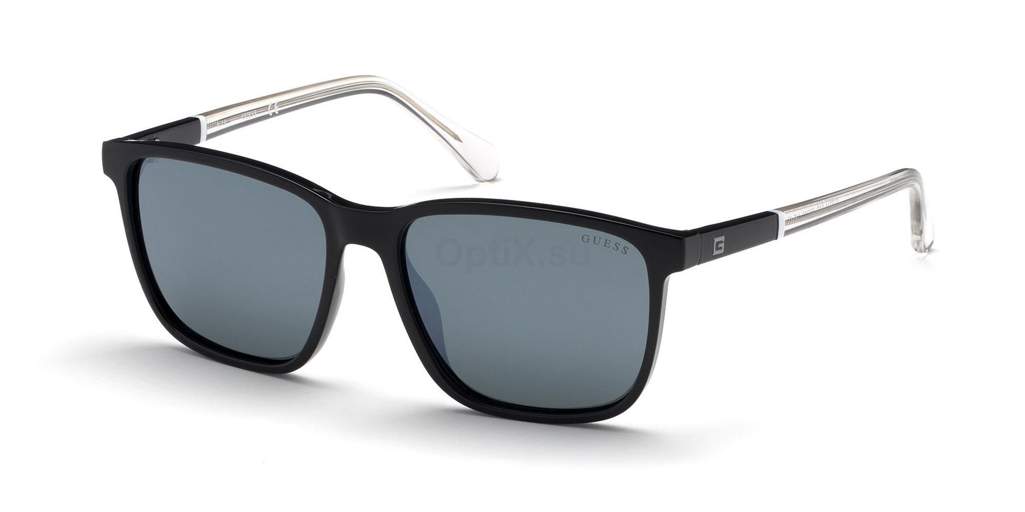 01Q GU6944 Sunglasses, Guess