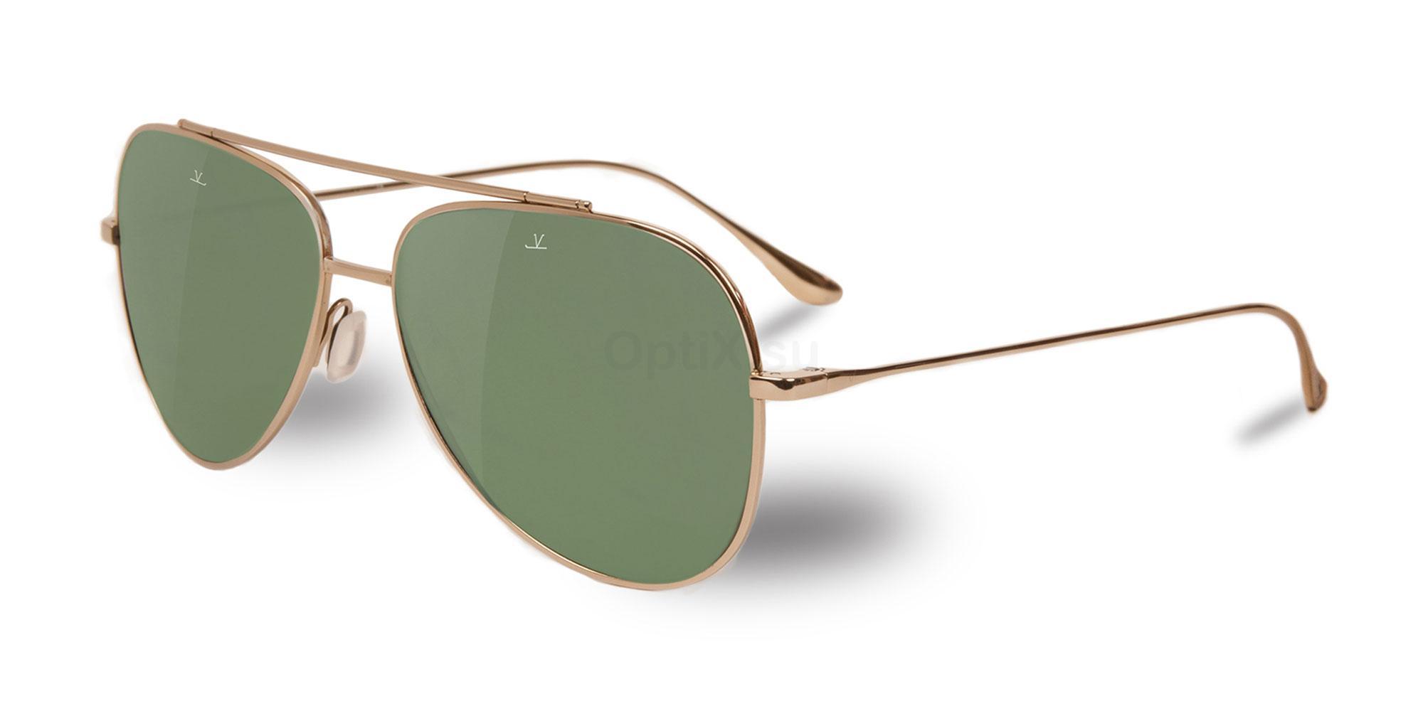 VL161100011121 VL1611 Sunglasses, Vuarnet