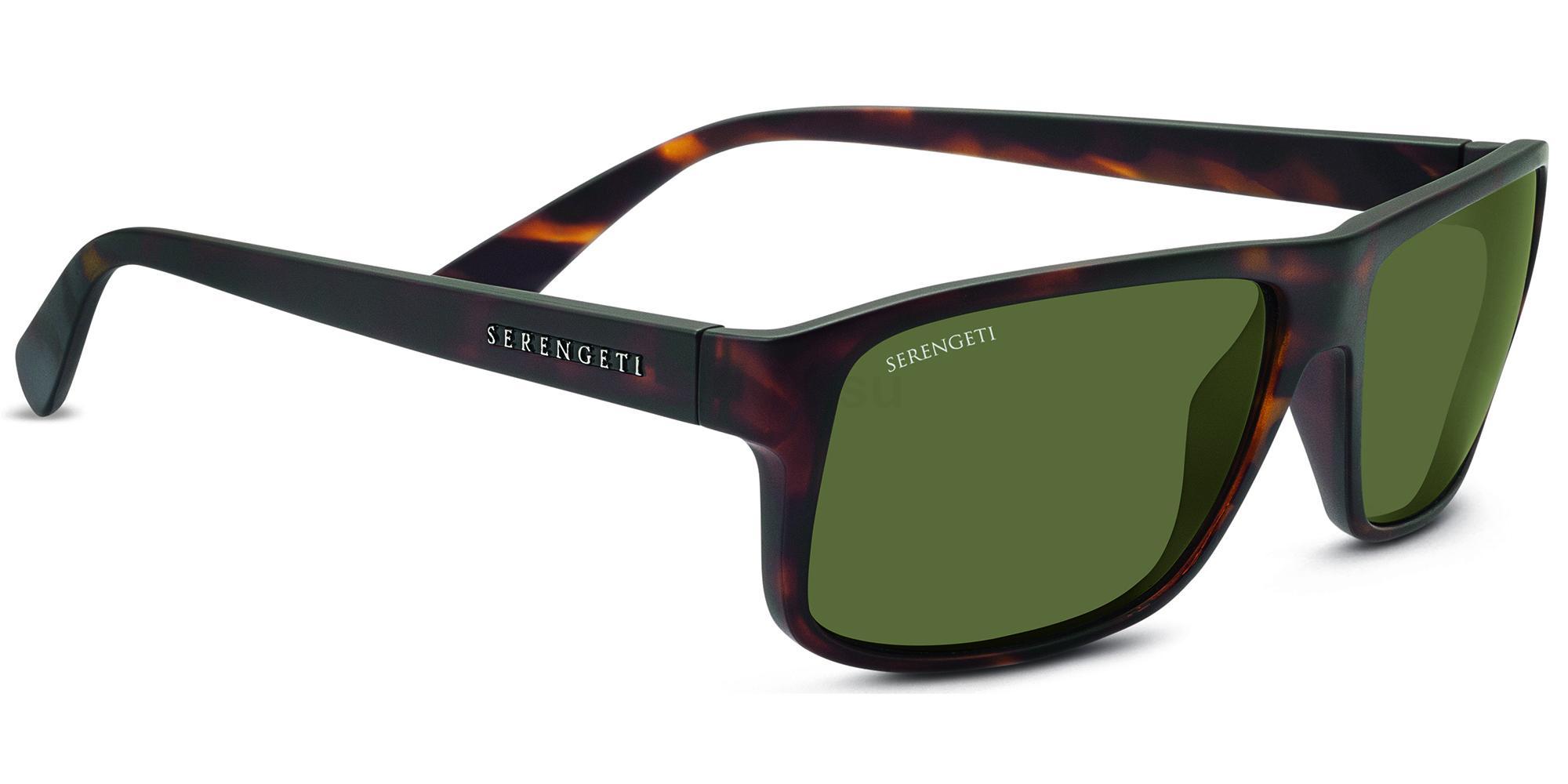 7953 Classics CLAUDIO Sunglasses, Serengeti