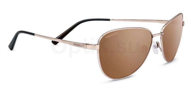 8411 Cosmopolitan GLORIA Sunglasses, Serengeti