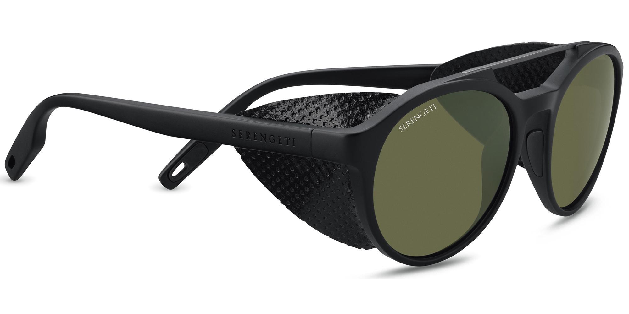 8585 Premium Nylon LEANDRO GLACIER Sunglasses, Serengeti