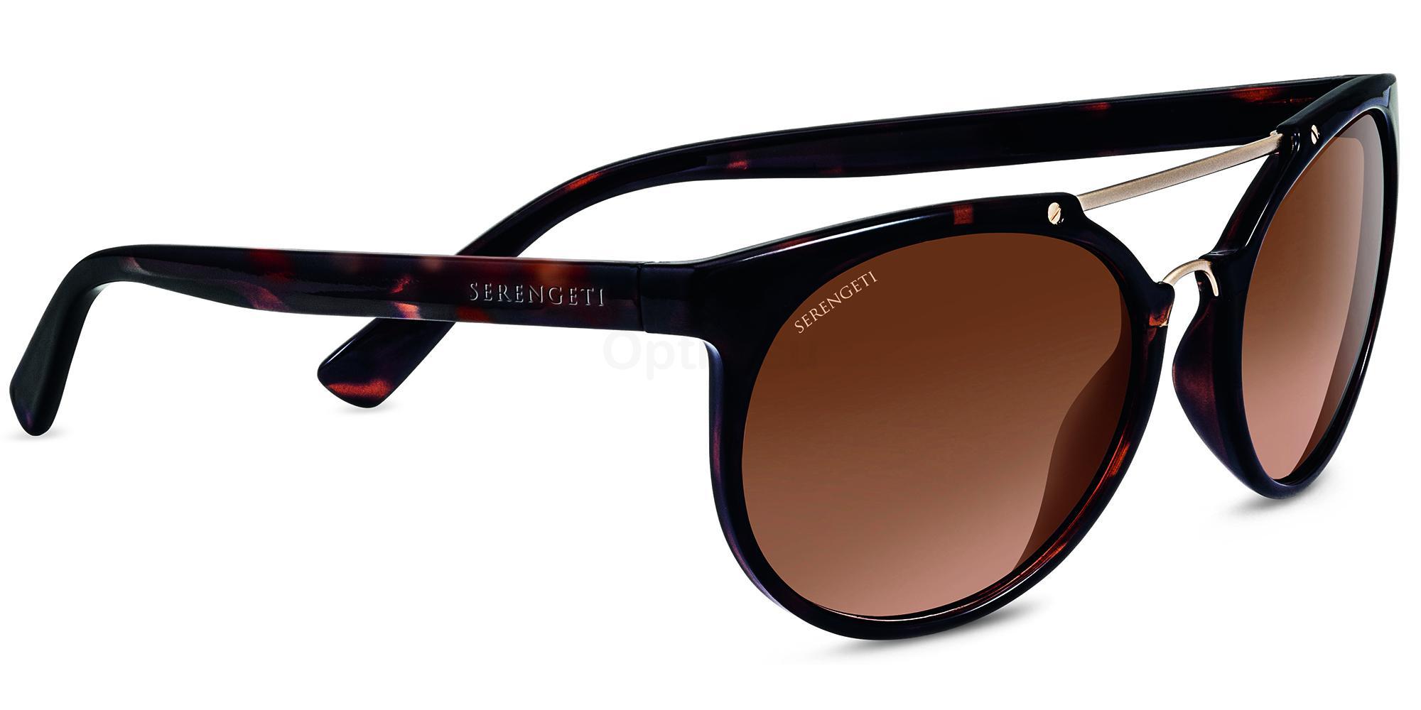 8352 Premium Nylon LERICI Sunglasses, Serengeti