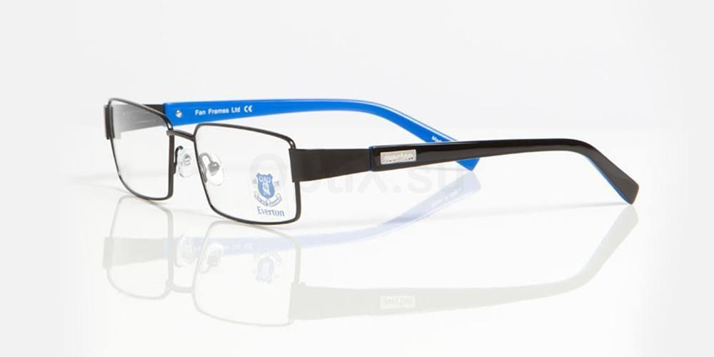 Black and Blue EVERTON FC - OEV004 , Fan Frames