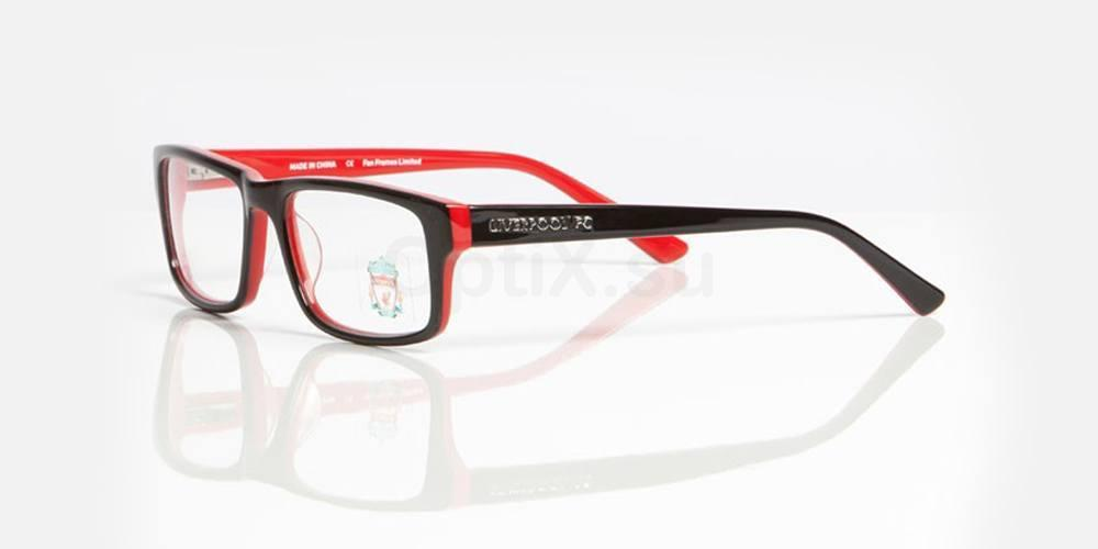 Black and Red LIVERPOOL FC - OLI005 , Fan Frames