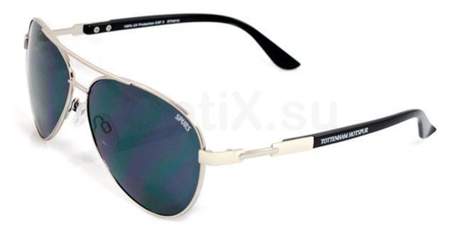 Tottenham Hotspurs Black and White Tottenham Hotspurs - STH010 Aviator , Fan Frames