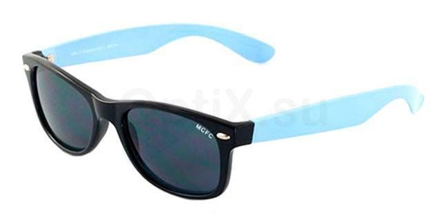 Manchester City Black and Sky Manchester City - SMC014 - Kids/Teens , Fan Frames KIDS