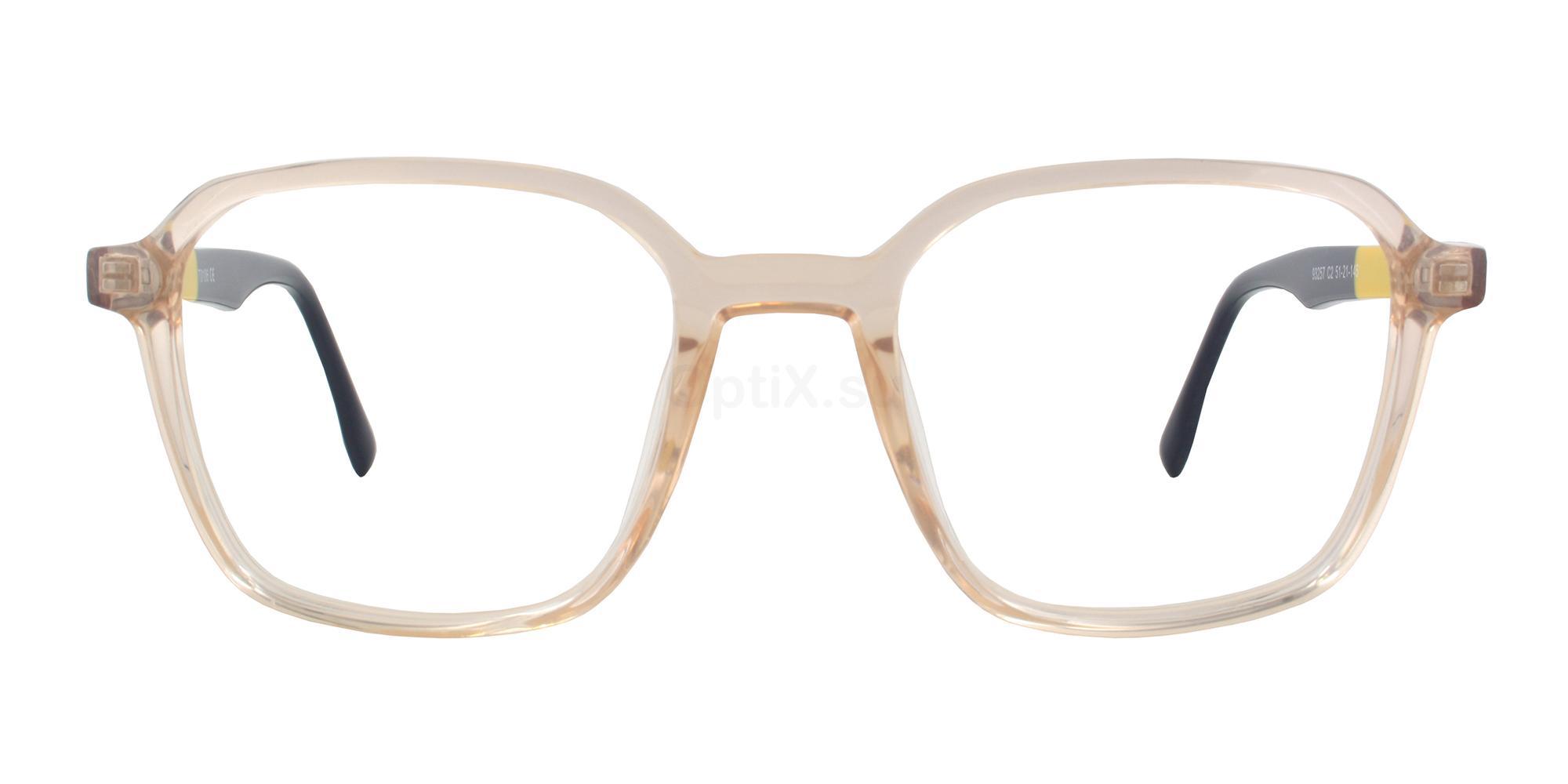 C2 RX3033 Glasses, Savannah
