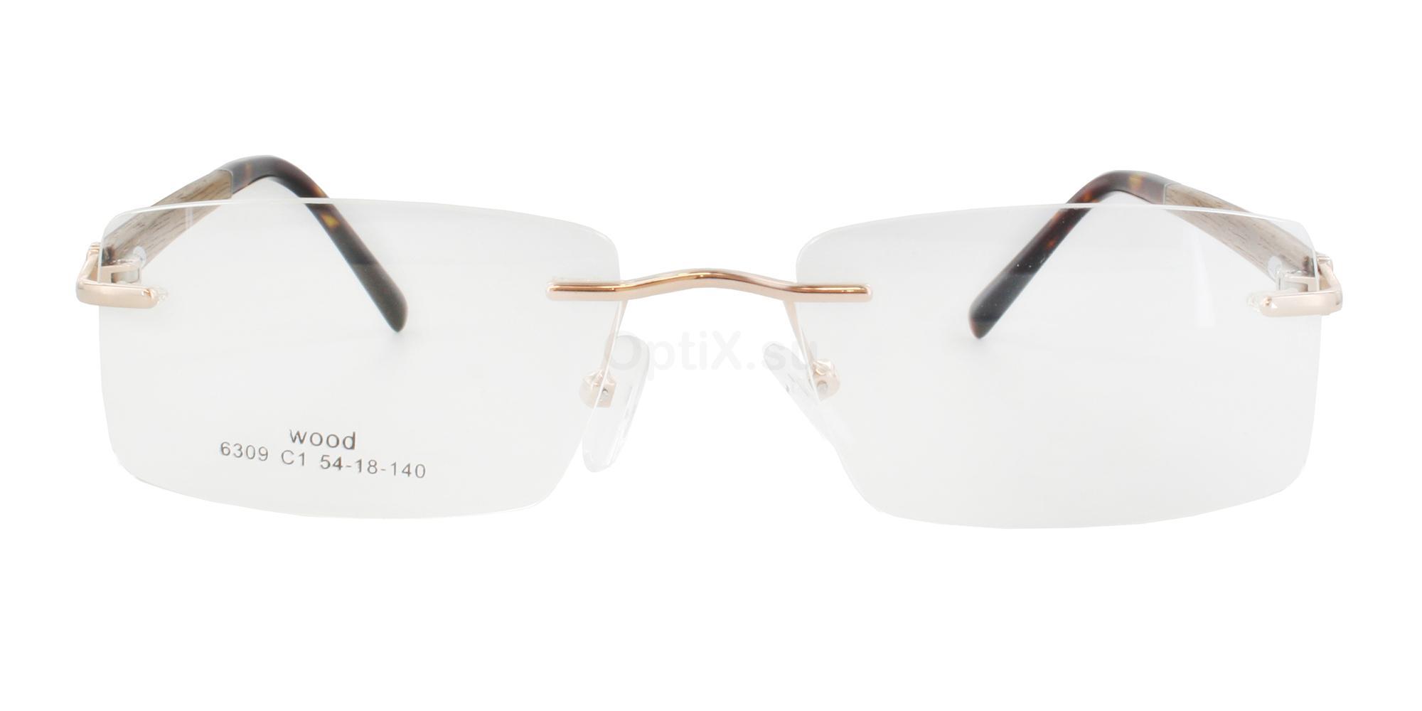 C1 6309 Glasses, Infinity