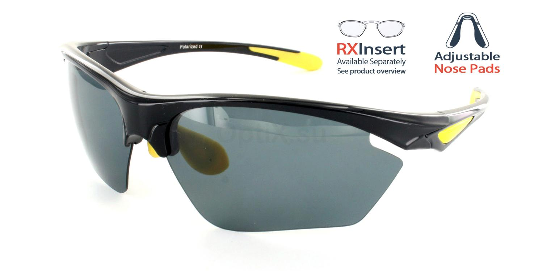MBK-SM VZ7155 Presta Sunglasses, Aero
