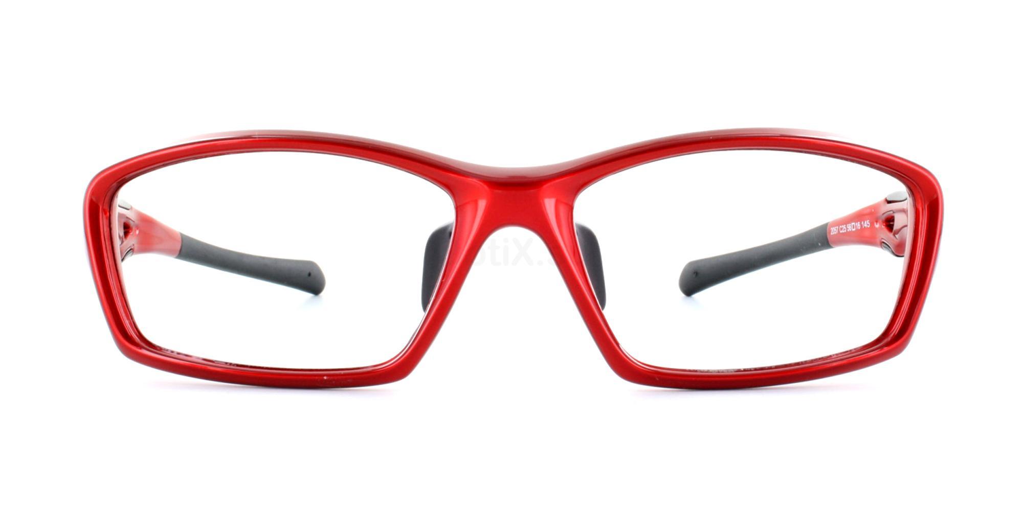 C25 2057 Glasses, Aero