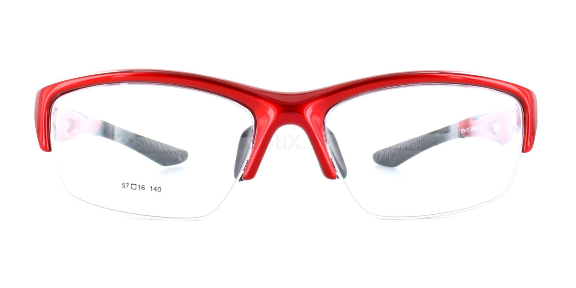 C1 2104 Glasses, Aero