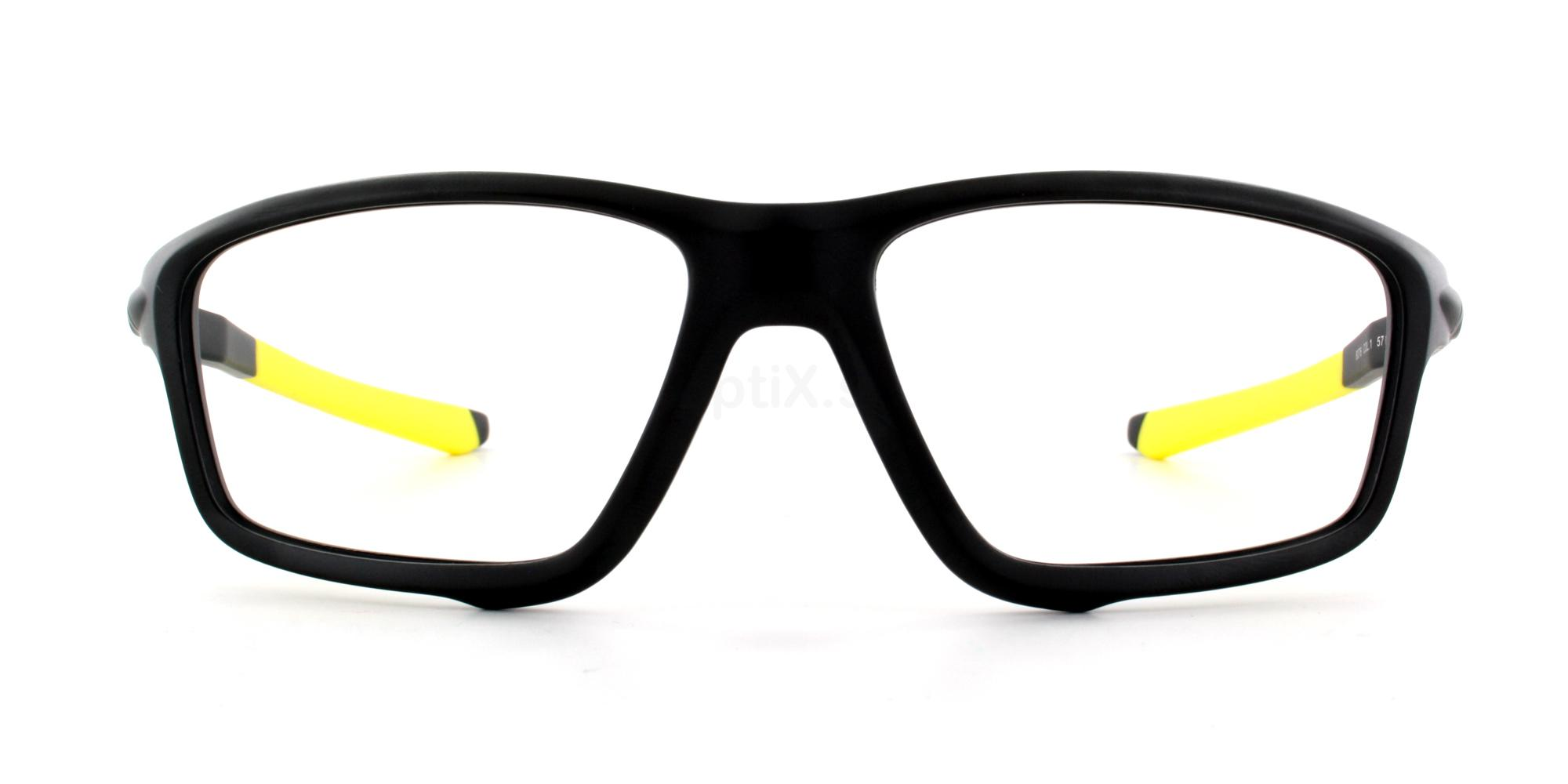 Col. 1 8076 Glasses, Aero