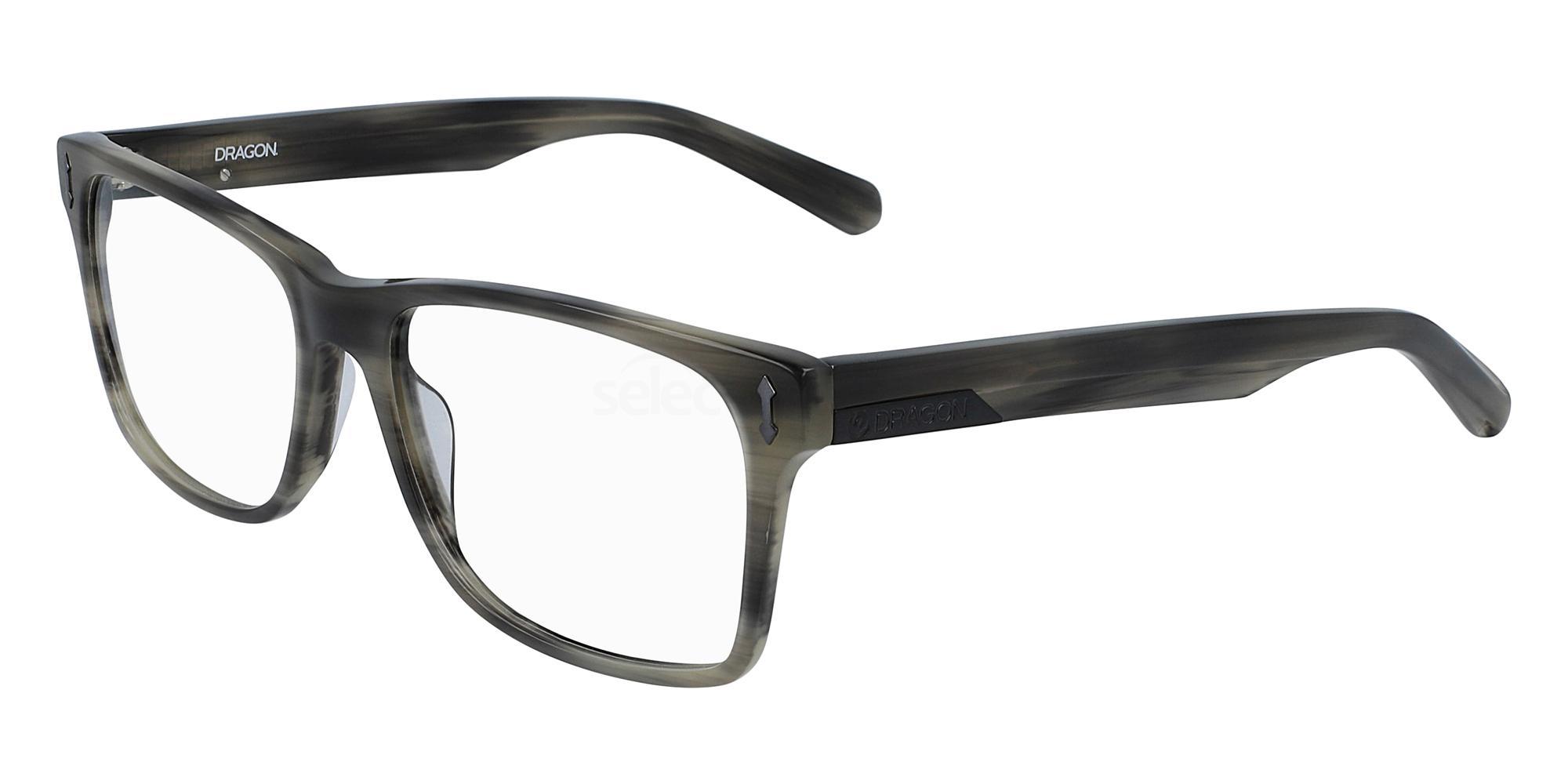 036 DR132 SPENCER Glasses, Dragon