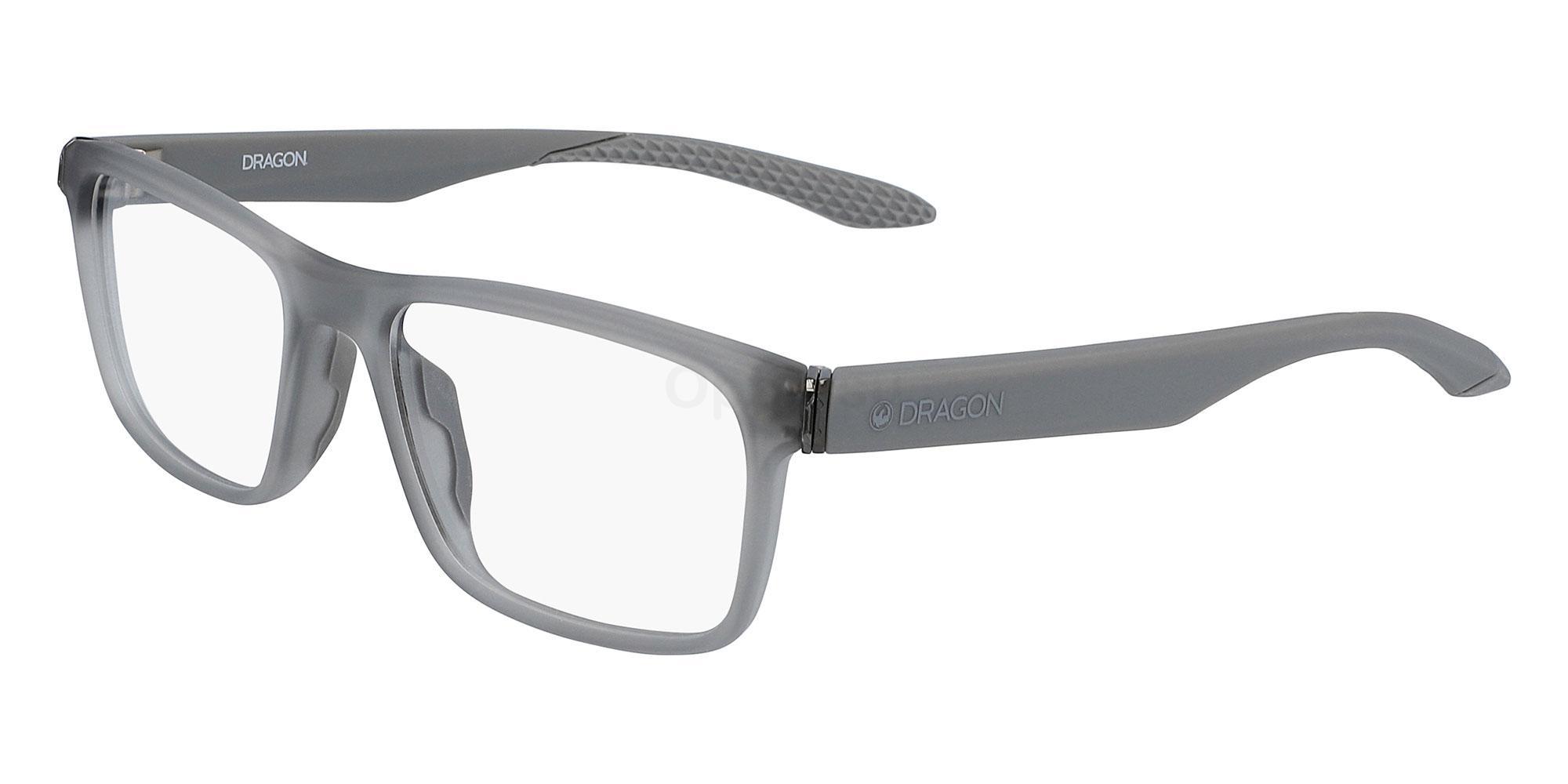 039 DR195 WES Glasses, Dragon