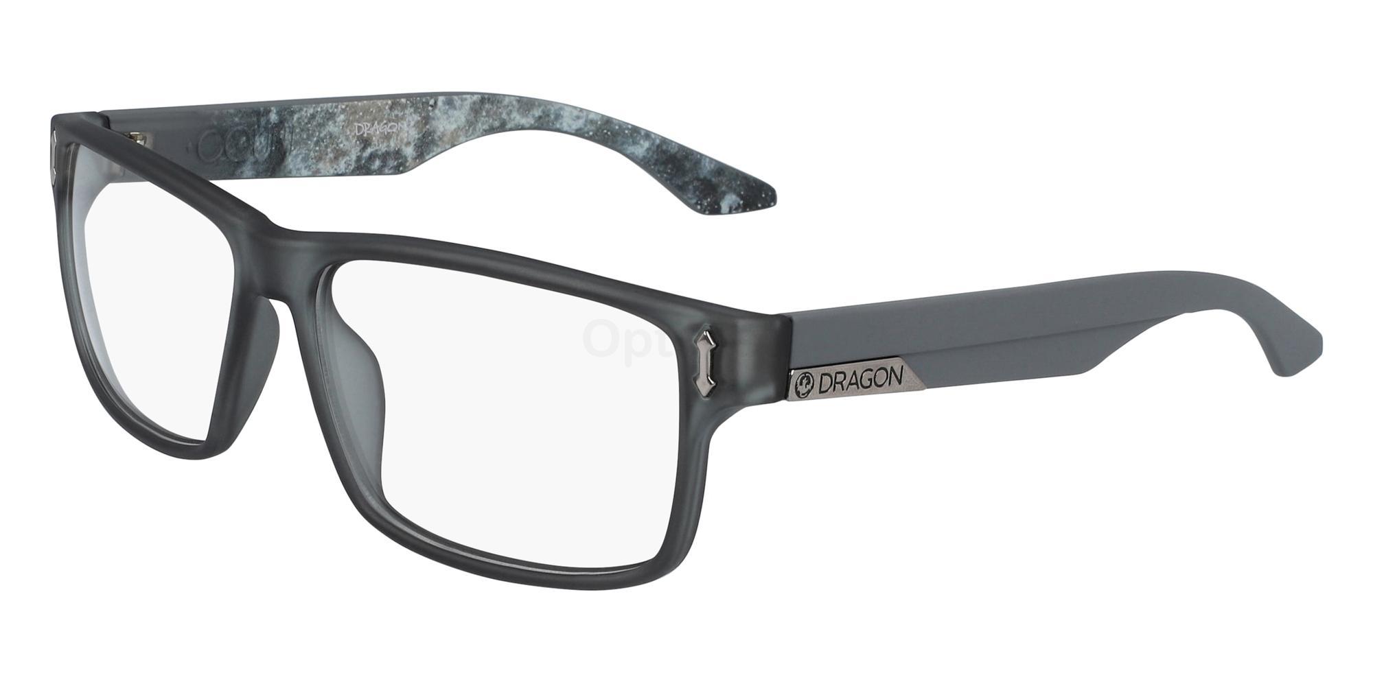 029 DR126 Glasses, Dragon