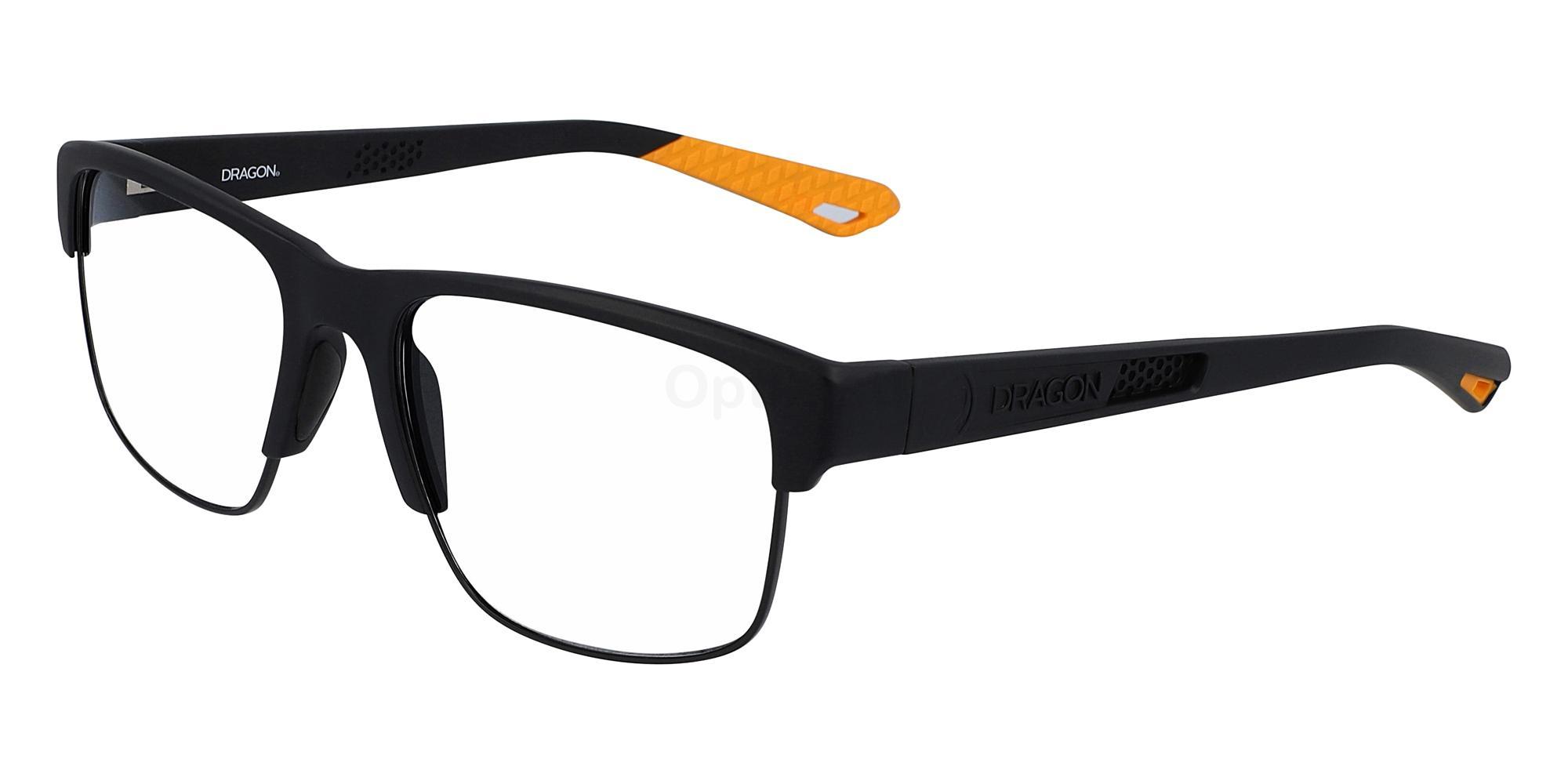 002 DR5000 Glasses, Dragon