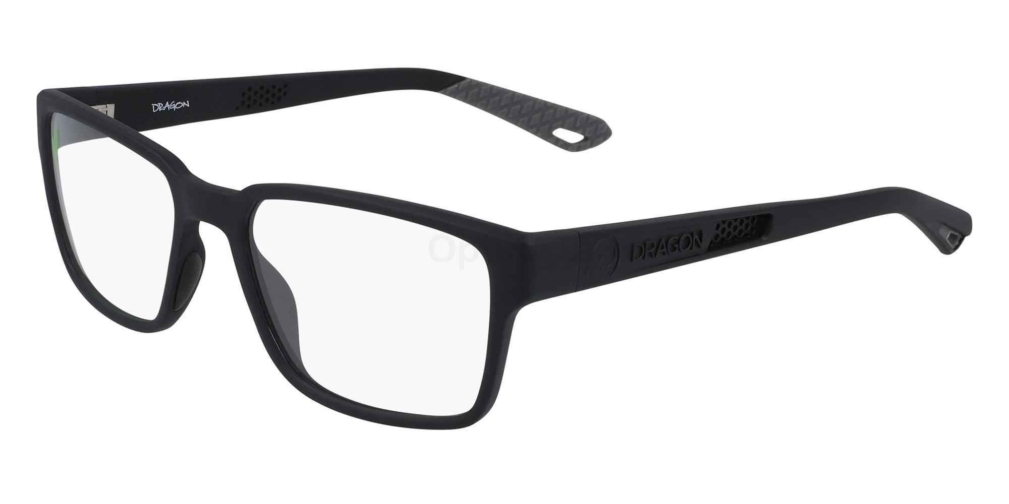 002 DR5003 Glasses, Dragon