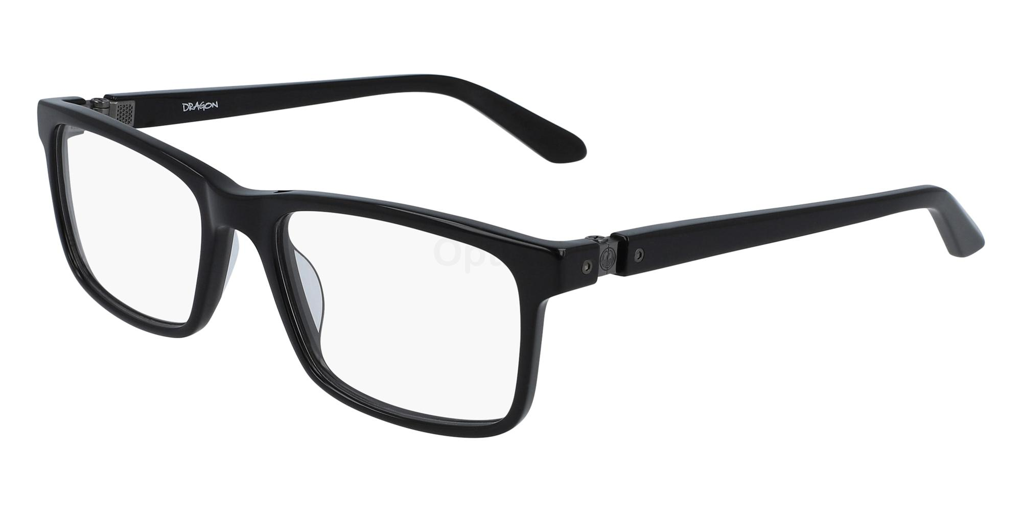 001 DR7000 Glasses, Dragon