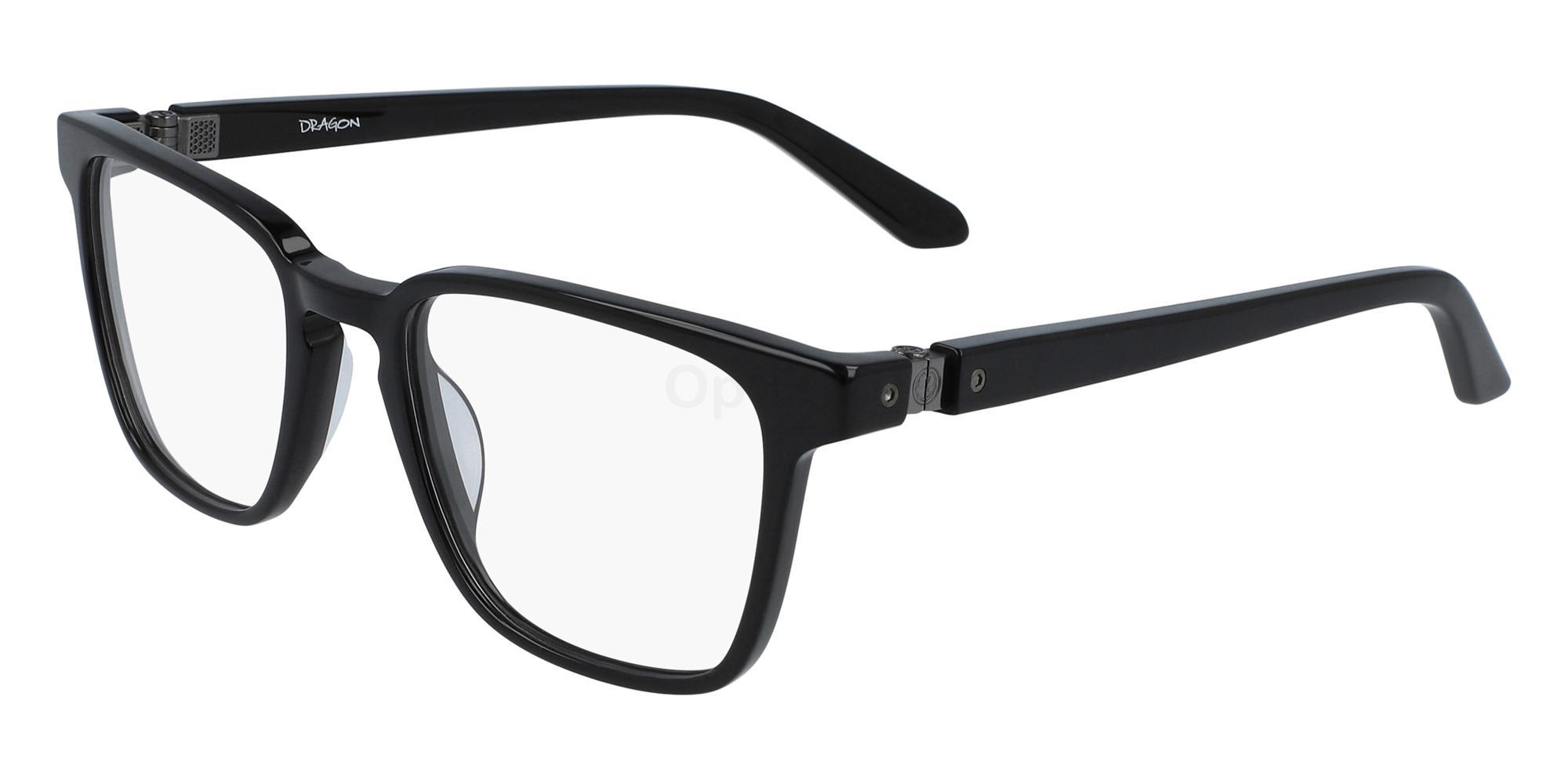 001 DR7001 Glasses, Dragon
