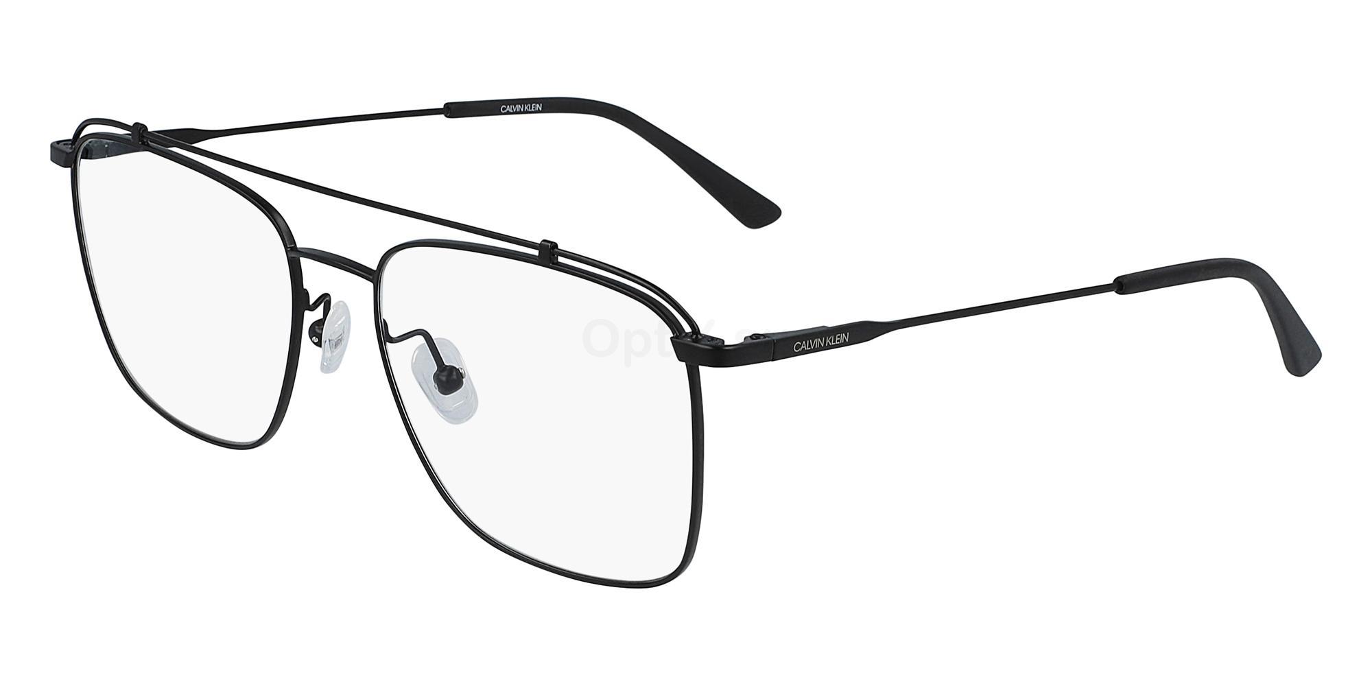 001 CK19120 Glasses, Calvin Klein